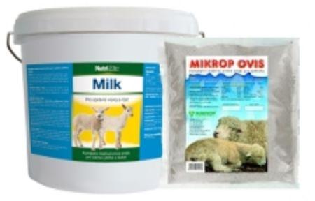 Obrázek pro kategorii Mléko