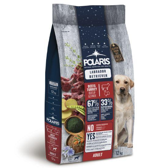 Obrázek z Polaris Dog Adult Labrador hovězí & krůta 12 kg
