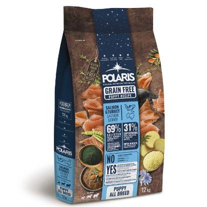 Obrázek Polaris GF pes Puppy All losos, krůta 12kg-15635-Z