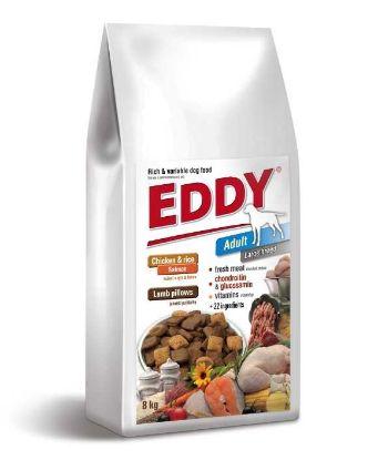 Obrázek EDDY Adult Large breed-dog  8kg-13055