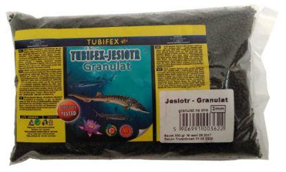 Obrázek Tubifex krmivo pro jesetery 2 mm 0,5 kg