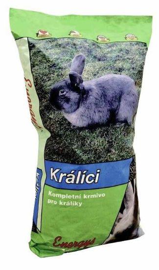 Obrázek z Energys Klasik Forte králík (s kokc.,výkrm) 10 kg