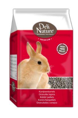 Obrázek Deli Nature Premium RABBIT PELLETS 4kg-Králík-12992 Exp 1/2021