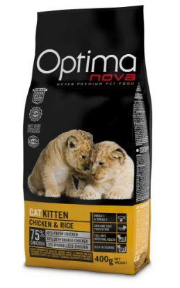 Obrázek OPTIMAnova Cat Kitten 400 g