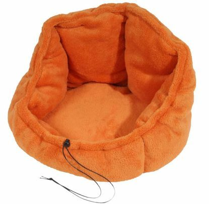 Obrázek Stahovací pelíšek Adriana 40 cm oranžový