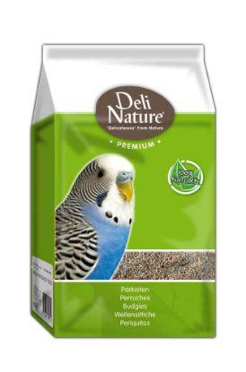 Obrázek Deli Nature Premium BUDGIES 1kg-Andulka-12958