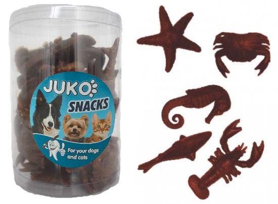 Obrázek z Krabí plody moře JUKO SNACKS (30 ks)