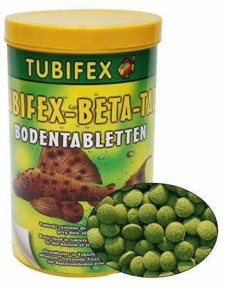 Obrázek Tubifex BETA-TAB 250ml-10117