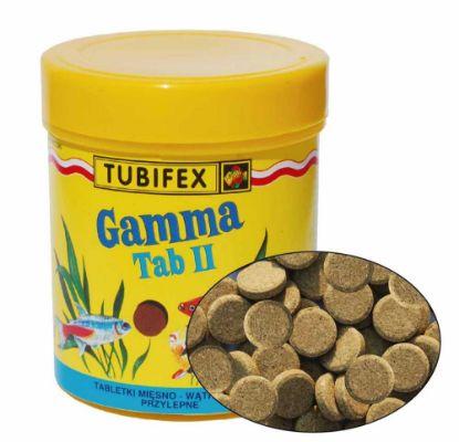 Obrázek Tubifex Gamma Tab II (lepící na sklo) 125 ml