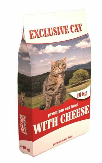 Obrázek z DELIKAN Cat with Cheese 10 kg