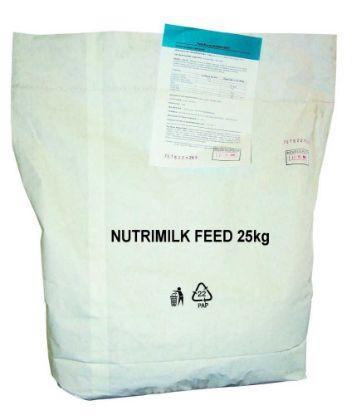 Obrázek NUTRIMILK  FEED-mléko pro hospodářská zvířata 25kg-8003-OBJ
