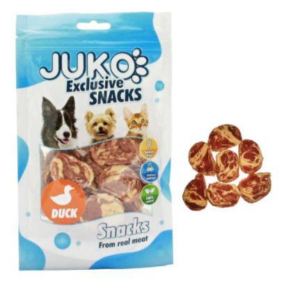 Obrázek Snack Duck & Codfish Chips 70g-13015