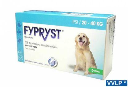 Obrázek a.FYPRYST spot-on-L-20-40kg-1x2,68ml-9855