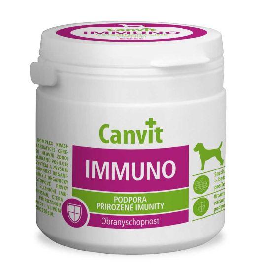 Canvit Imuno pro psy--ochucené 100g-11447