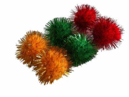 Obrázek Míček ježek měkký 4cm-240044