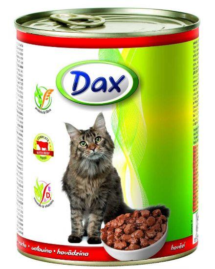 Obrázek z DAX  kousky CAT 830g HOVĚZÍ-10712