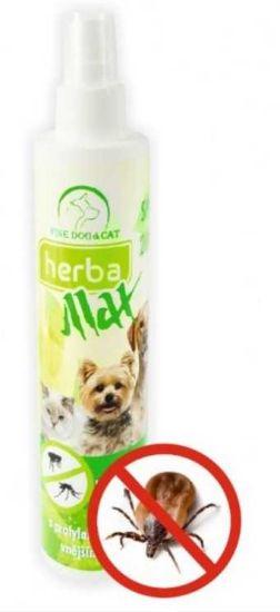 Obrázek z Max Herba Spray Dog & Cat sprej, kočka a pes 200 ml