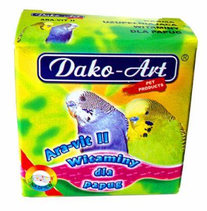 Obrázek Vitamíny na mluvení papoušek Dako 35 g