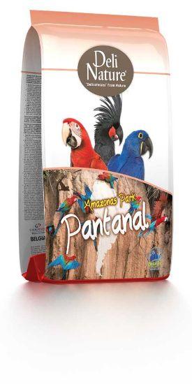 Obrázek z Deli Nature Amazonas Park velký papoušek 2 kg
