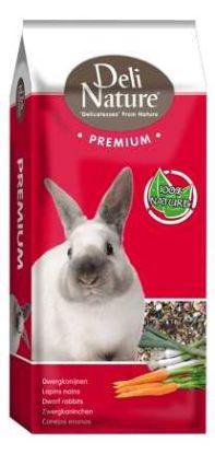 Obrázek Deli Nature Premium PREMIUM RABBIT 15kg- Králík-13008