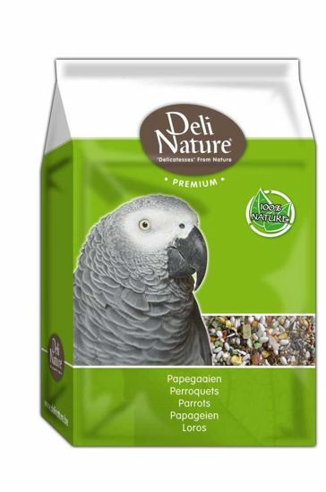 Obrázek z Deli Nature Premium PARROTS with FRUIT 3kg-Velký Papoušek - s ovocem-12963