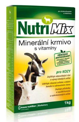 Obrázek Nutri Mix KOZA 1 kg