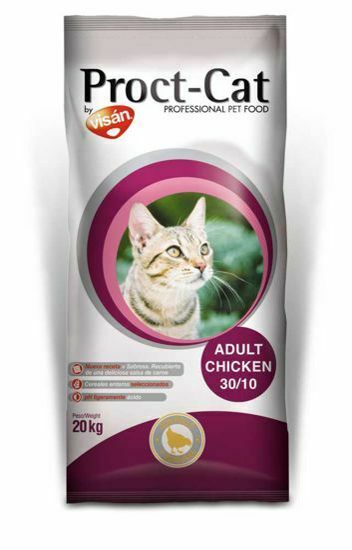 Obrázek z Proct-Cat Adult Chicken 20 kg