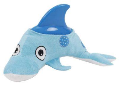 Obrázek Plyšová hračka s gumou Delfín