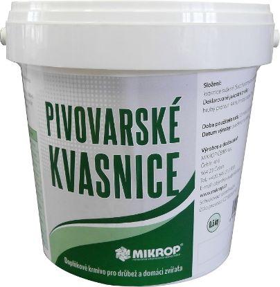 Obrázek Pivovarské kvasnice Mikrop 0,5 kg