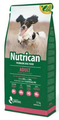 Obrázek Nutrican Dog Adult 15 kg