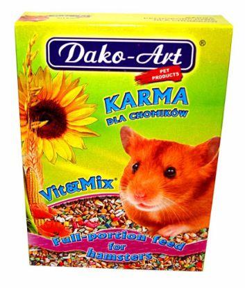 Obrázek Dako Krmivo křeček 500g-10302