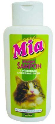 Obrázek Šampon pro kočky bylinný Mia 250 ml