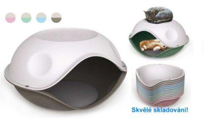 Obrázek Duck Pillow-PL-jeskyně s polštářem-57x48x32h-20105