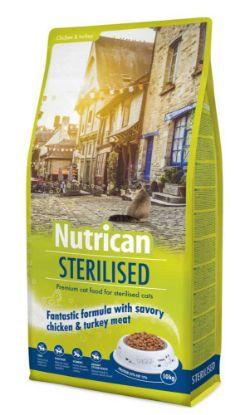 Obrázek Nutrican Cat Sterilized 10 kg