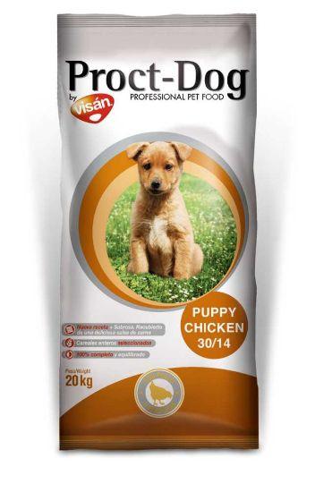 Obrázek z Proct-Dog Puppy Chicken 20 kg