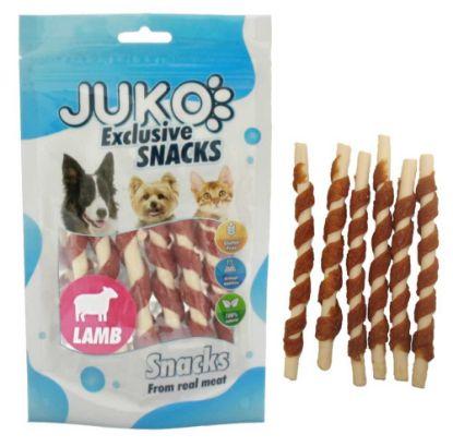 Obrázek Snack Lamb & White Calcium 70g-13027