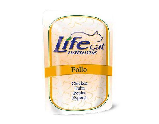 Obrázek z LifeCat Chicken kapsička 70 g