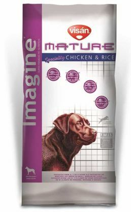 Obrázek Imagine dog MATURE-SENIOR   3kg-6183-Z