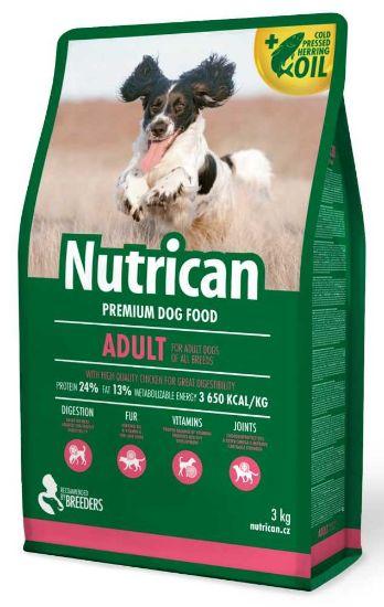 Obrázek z Nutrican Dog Adult 3 kg
