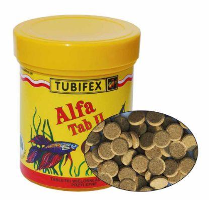 Obrázek Tubifex ALFA-TAB II lepíci na sklo 125ml-10061