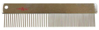 Obrázek Hřeben kovový VANITY-4x15,7cm-7418C