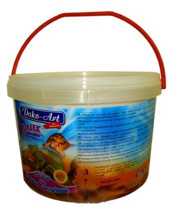 Obrázek Dako písek do terária 4,5kg-10345