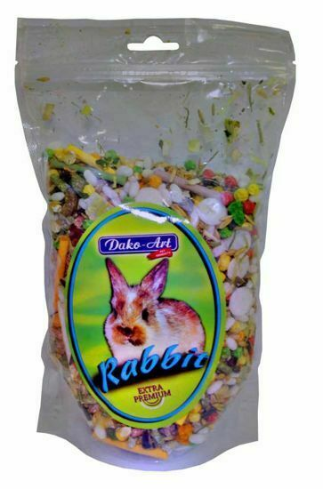 Obrázek z Krmná směs Dako králík 700 g