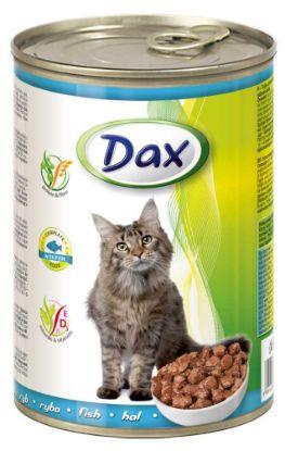 Obrázek Dax Cat kousky rybí 415 g