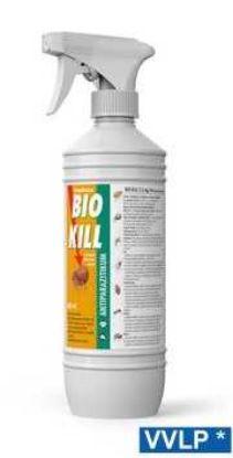 Obrázek Antiparazitní sprej BIO KILL 500 ml