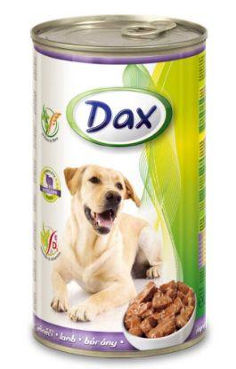 Obrázek Dax Dog kousky jehněčí 1240 g