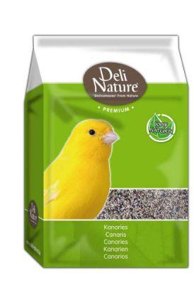 Obrázek Deli Nature Premium CANARIES 4kg-Kanárek-12957 Exp 4/2020
