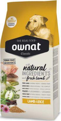 Obrázek OWNAT Dog Classic Lamb&Rice 4kg-14069