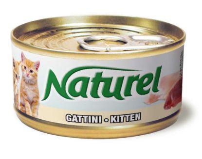Obrázek Naturel cat-can KITTEN 70g-010040
