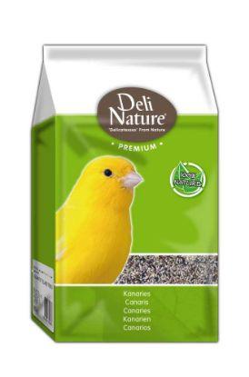 Obrázek Deli Nature Premium CANARIES 1kg-Kanárek-12956